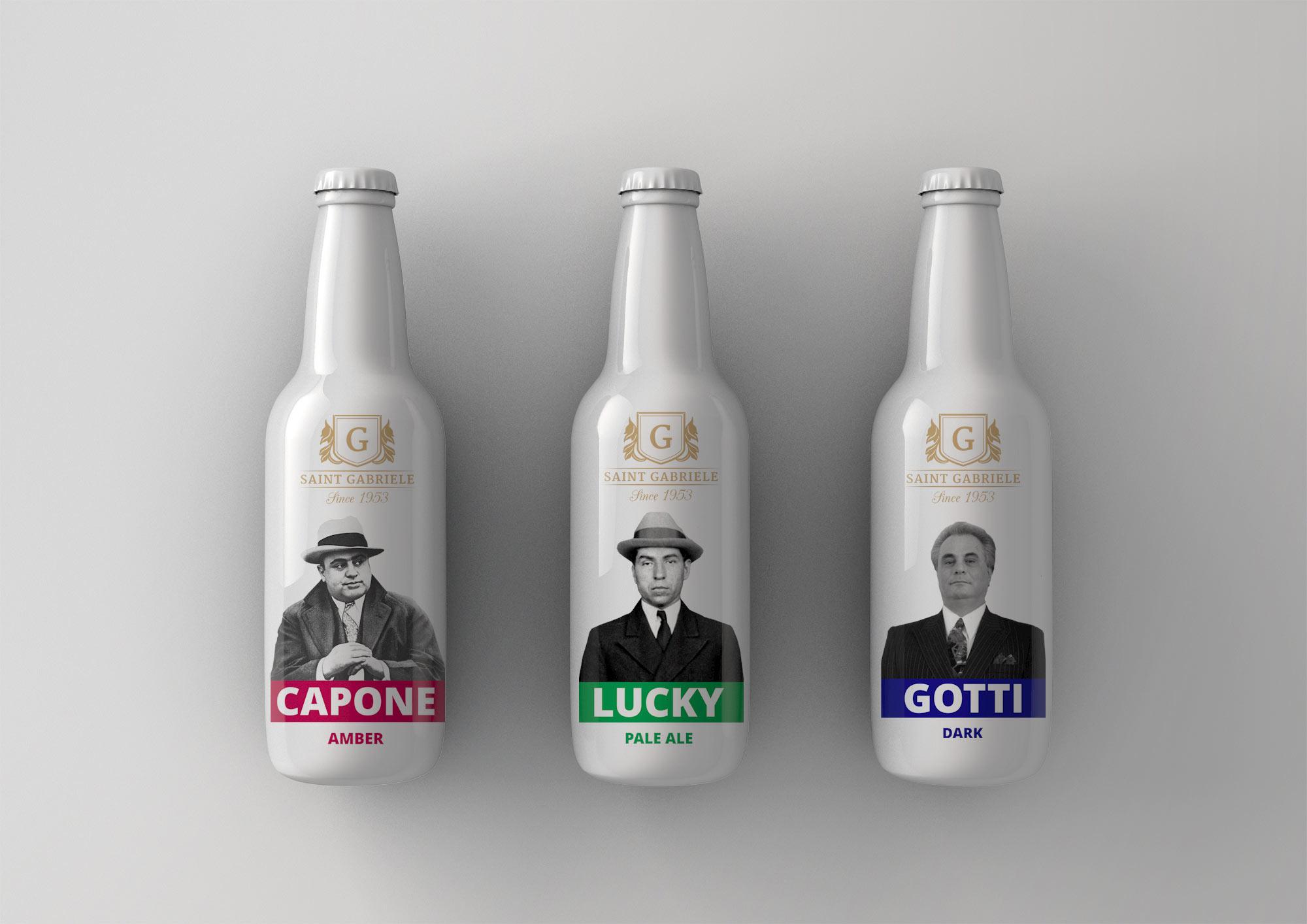 Original G: Dizajn etiketa i pakiranja za pivo