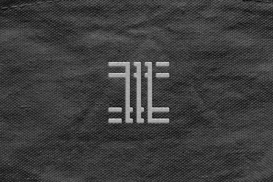 Dizajn logotipa za robnu marku, trgovine, dekor, modna industrija